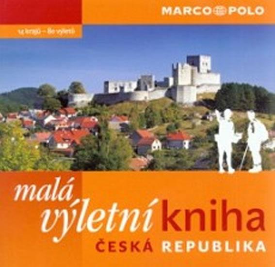 MALÁ VÝLETNÍ KNIHA ČR-BROŽ