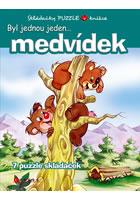 Detail titulu Byl jednou jeden medvídek - skládačky puzzle