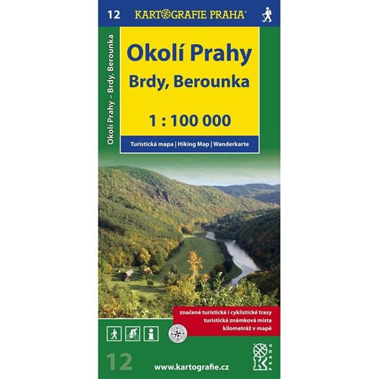 TM12 OKOLÍ PRAHY BRDY, BEROUNKA