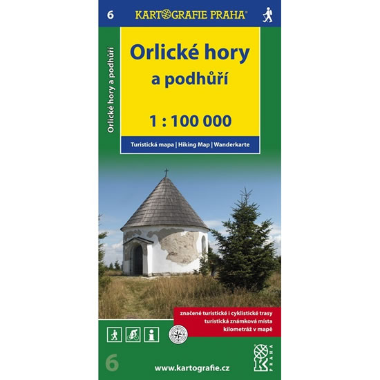 TM ORLICKÉ HORY A PODHŮŘI 1- 100 000