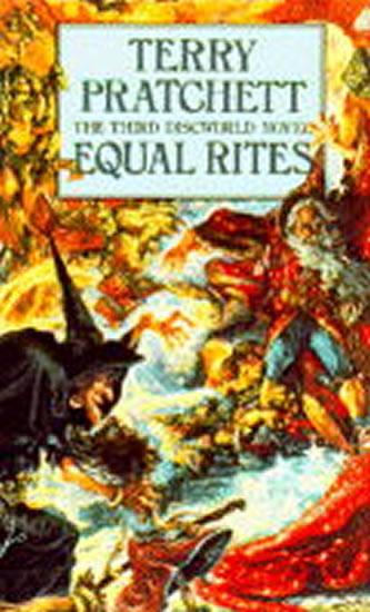 EQUAL RITES : (DISCWORLD NOVEL 3)
