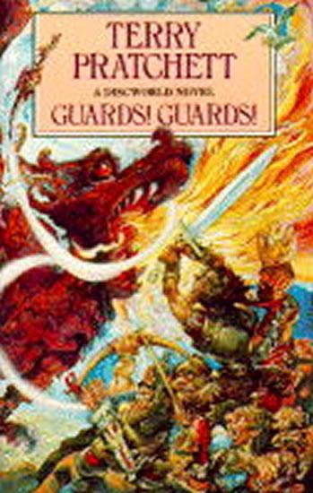 GUARDS! GUARDS! : (DISCWORLD NOVEL 8)