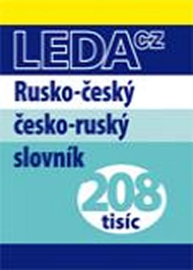 Rusko-český/česko-ruský slov.- 208 tisíc