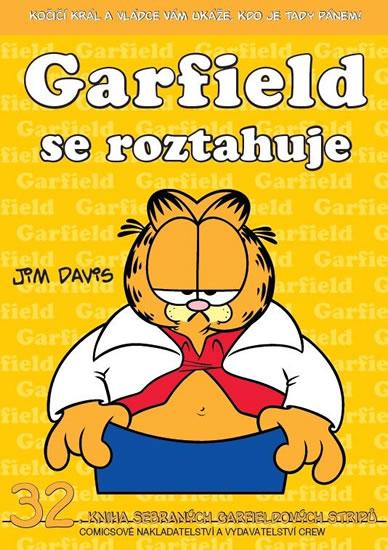 GARFIELD SE ROZTAHUJE (Č.32)