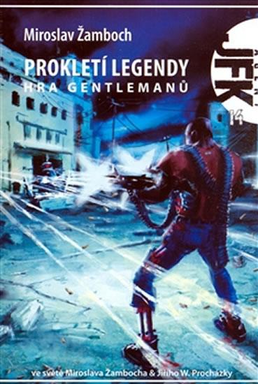 Agent JFK 14 - Prokletí legenty - Hra gentlemanů