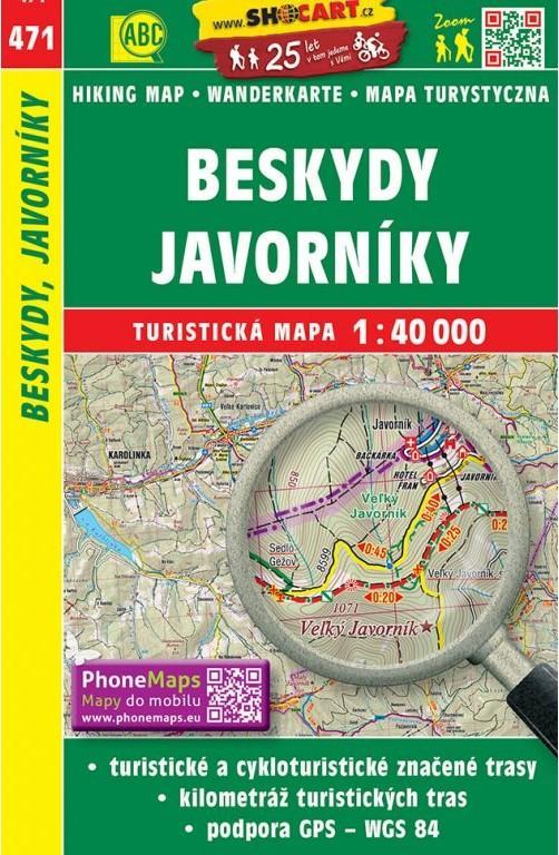 BESKYDY, JAVORNÍKY TM471