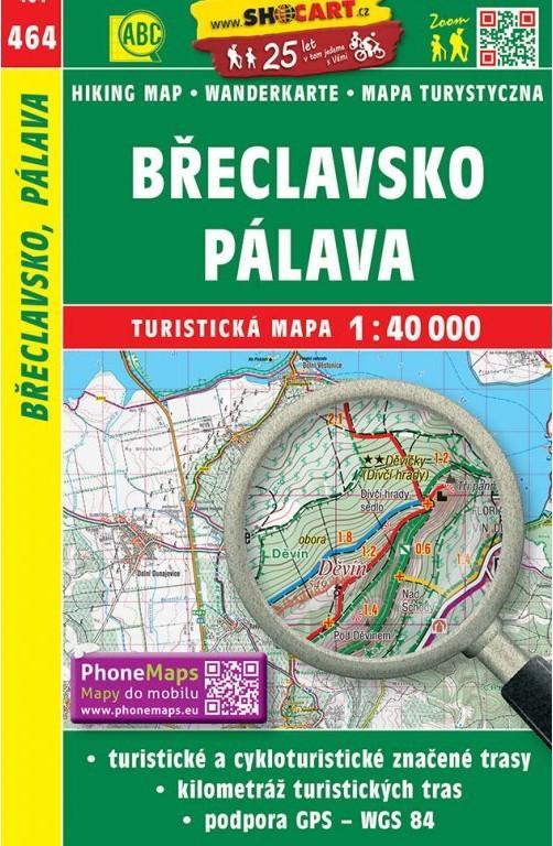 BŘECLAVSKO PÁLAVA TM464