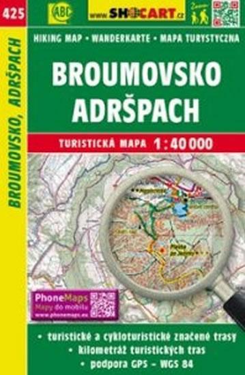 BROUMOVSKO ADRŠPACH TM 425
