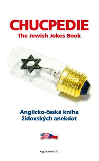 CHUCPEDIE - ČESKO-ANGLICKÁ KNIHA ŽIDOVSK