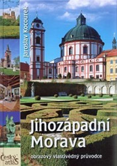 JIHOZÁPADNÍ MORAVA - ČESKÝ ATLAS