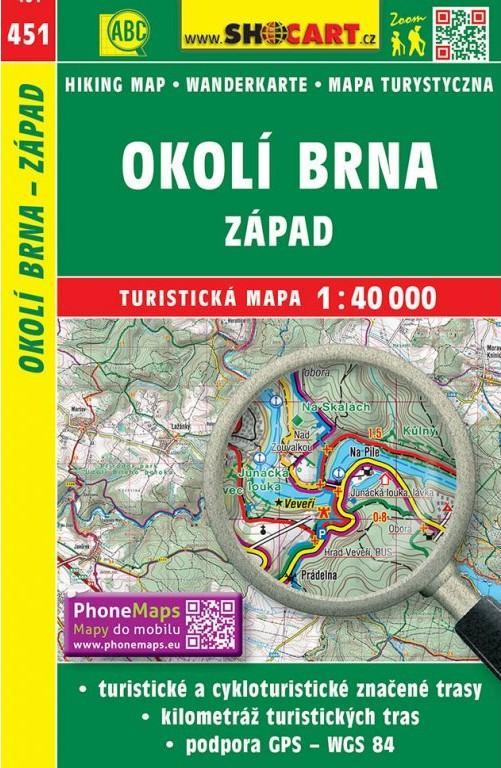 OKOLÍ BRNA ZÁPAD TM451