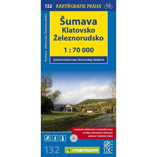 CM132 ŠUMAVA - KLATOVSKO,ŽELEZNORUDSKO