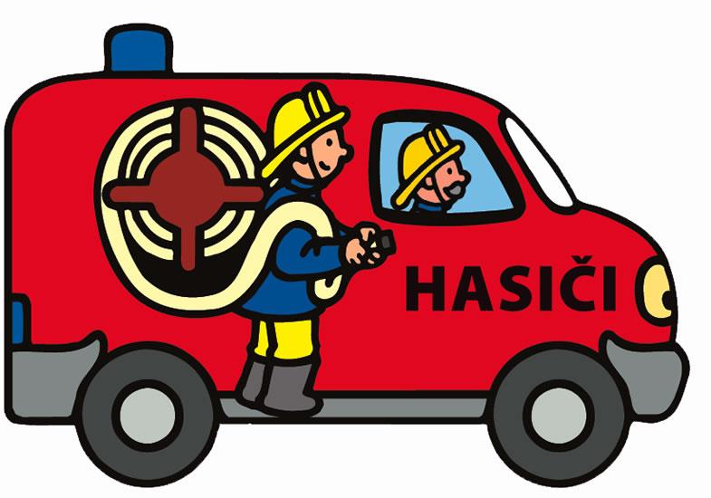 Výsledek obrázku pro hasiÄské auto kreslené