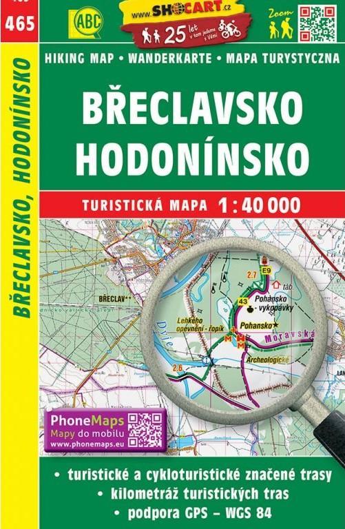 BŘECLAVSKO HODONÍNSKO TM465