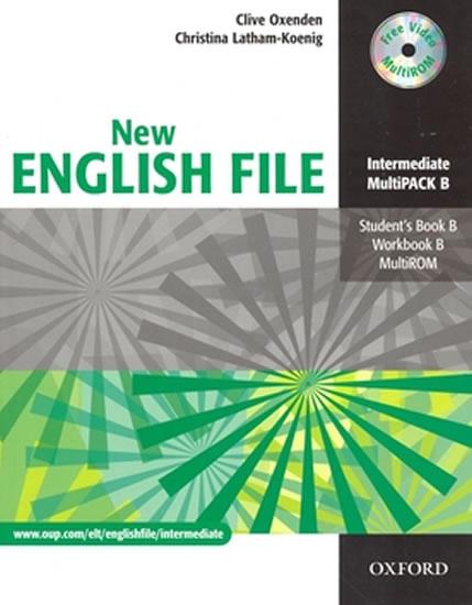NEW ENGLISH FILE INTERMEDIATE MULTIPACK B