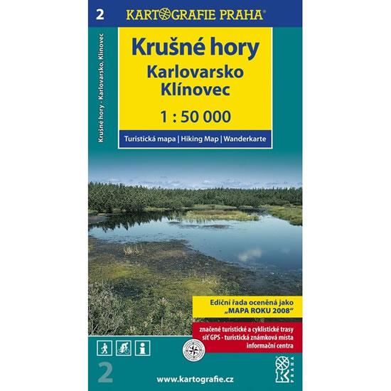 50/2 KRUŠNÉ HORY - KARLOVARSKO,KLÍNOVEC