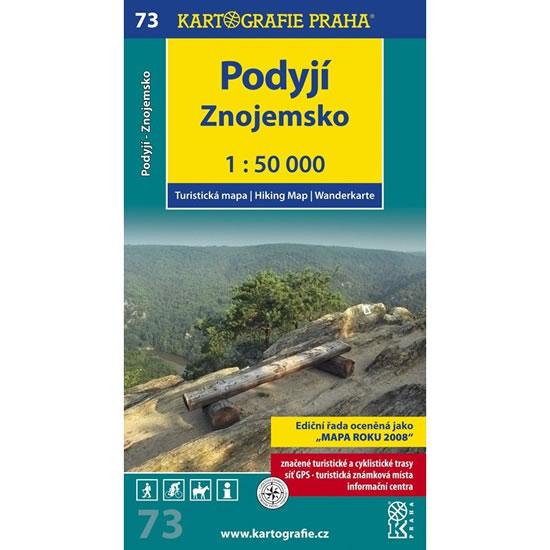 50/73 PODYJÍ-ZNOJEMSKO