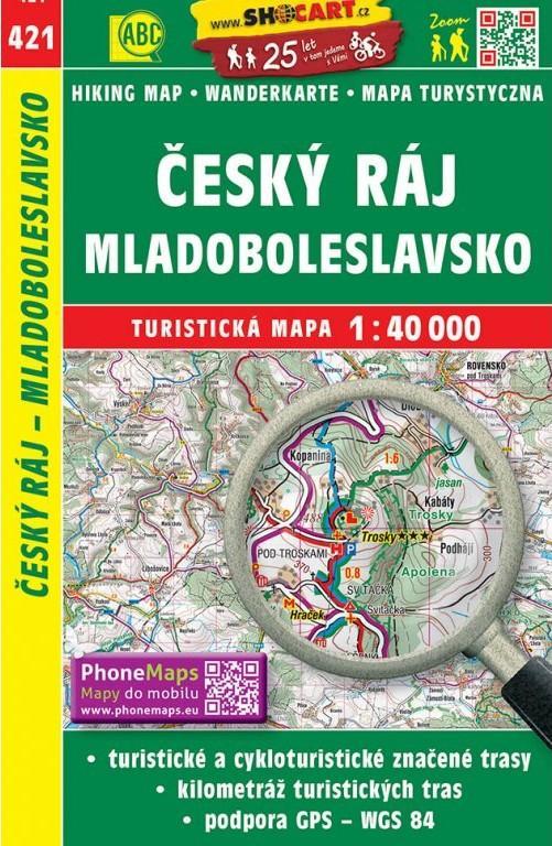 ČESKÝ RÁJ-MLADOBOLESLAVSKO TM421