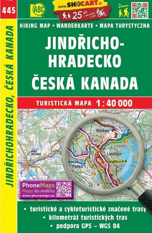 JINDŘICHOHRADECKO-ČESKÁ KANADA TM445