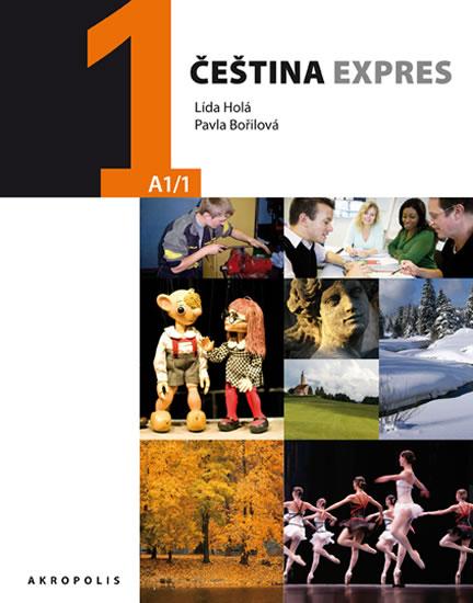 ČEŠTINA EXPRES 1 A1/1 (ANGLICKÁ) +CD