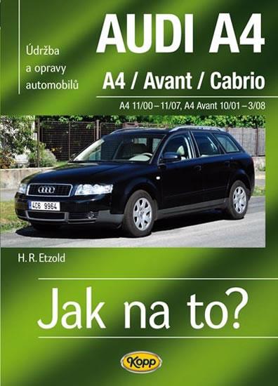 113. AUDI A4 AVANT CABRIO