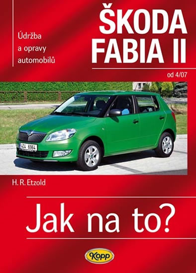 114. ŠKODA FABIA II