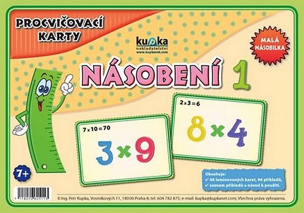 PROCVI�OVAC� KARTY N�SOBEN� 1