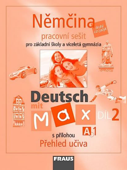 DEUTSCH MIT MAX 2. PRACOVNÍ SEŠIT
