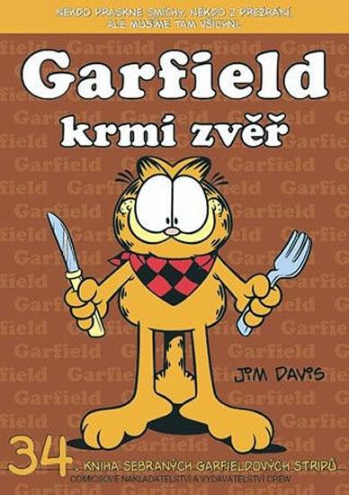 GARFIELD 34. KRMÍ ZVĚŘ