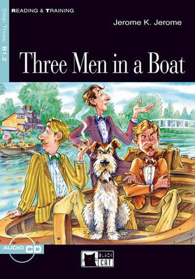 BCC A Three Men in a Boat