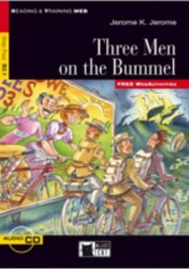 Reading and Training Step 4 B2.1: Tree Men on the Bummel