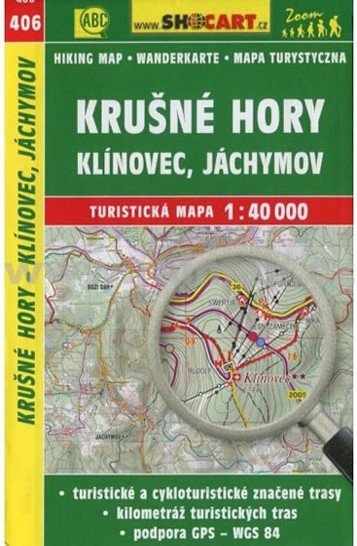 KRUŠNÉ HORY KLÍNOVEC JÁCHYMOVSKO TM 406