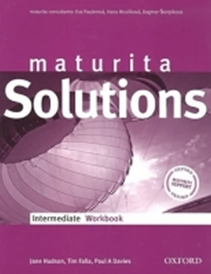 MATURITA SOLUTIONS INTERMEDIATE WB