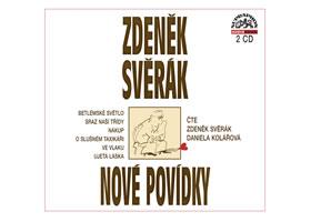 Zdeněk Svěrák - Nové povídky  2CD