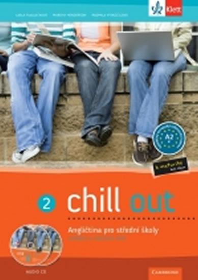Kniha Chill out 2 - Angličtina pro SOŠ a SOU - učebnice+PS+2CD ... e7f1d2fd1c3