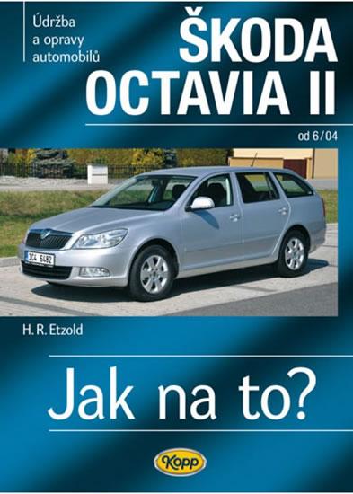 JAK NA TO?  98 ŠKODA OCTAVIA II