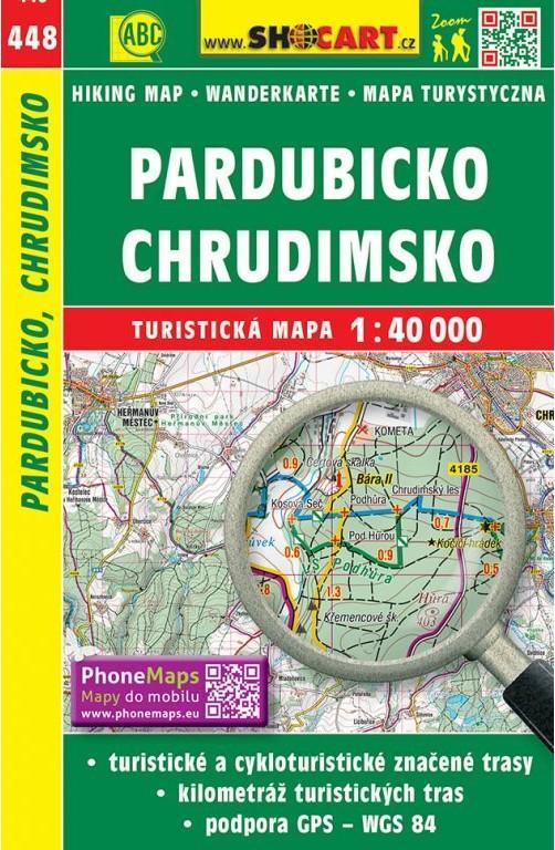 PARDUBICKO CHRUDIMSKO TM448