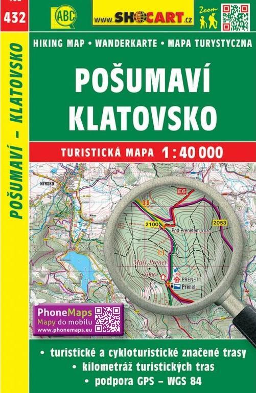 SHOCART 432 POŠUMAVÍ KLATOVSKO