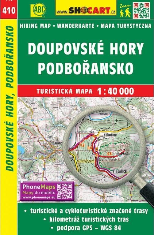 DOUPOVSKÉ HORY PODBOŘANSKO TM410