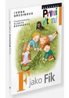 Detail titulu F jako Fík - První čtení