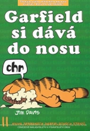 GARFIELD SI DÁVÁ DO NOSU (Č.11) - 2. VYD