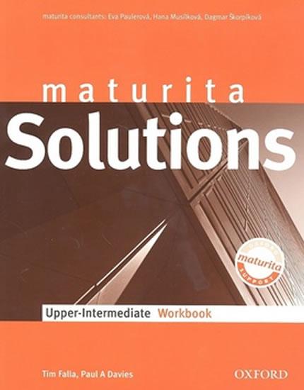 MATURITA SOLUTIONS UPPER INTERMEDIATE WB