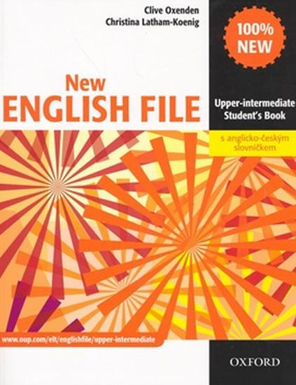 NEW ENGLISH FILE UPPER INTERMEDIATE SB