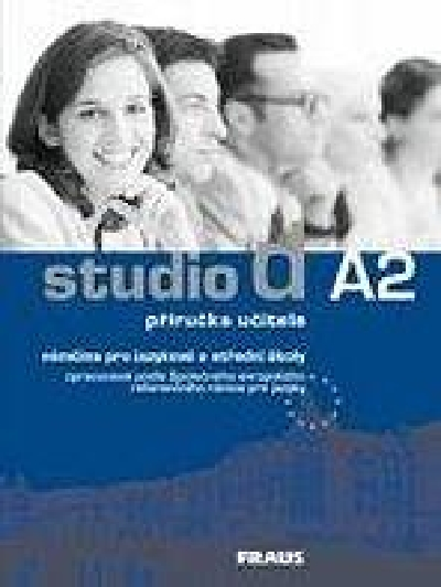 Studio d A2 /7-12/ CD Fraus