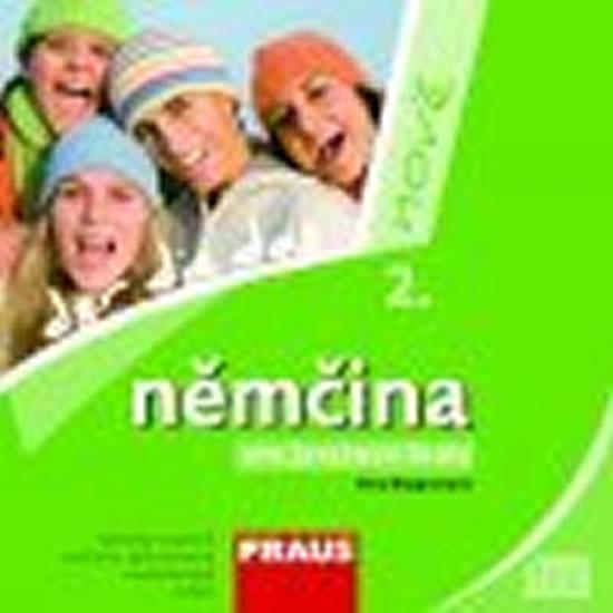 Němčina pro jazykové školy nově 2 CD