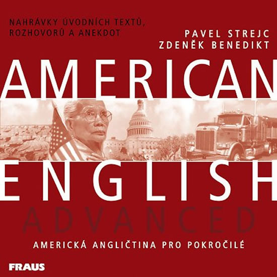 American English Advanced - CD /1ks/ - neuveden