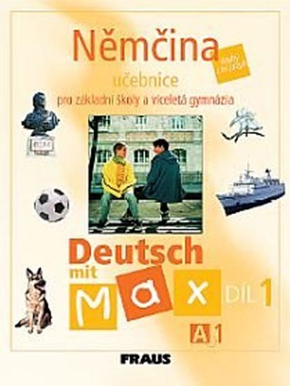 DEUTSCH MIT MAX 1.UČEBNICE