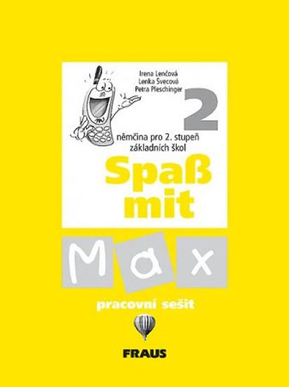 SPAS MIT MAX 2 PRACOVNÍ SEŠIT