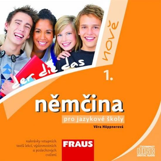 NĚMČINA PRO JŠ NOVĚ 1 CD