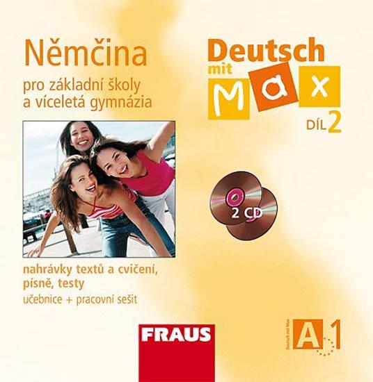DEUTSCH MIT MAX 2 CD(2)